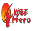 Kobe Hero Japanese Steak & Sushi Logo