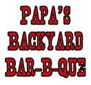 Papa's Backyard Bar-B-Que Logo