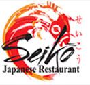 Seiko Japanese Restaurant Logo
