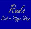 Rad's Deli & Pizza Logo