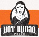 Hot Indian Foods Logo