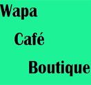 Wapa Cafe Boutique Logo