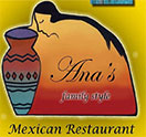Ana's Restaurant Logo