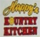 Happy's Kountry Kitchen Logo