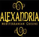 Alexandria Mediterranean Restaurant Logo