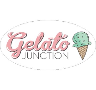 Gelato Junction & Desserts Logo
