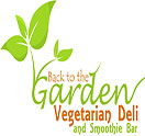 Back to the Garden Deli and Smoothie Bar Logo