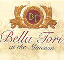 Bella Tori at the Mansion Logo