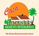 Casa Jimenez Mexican Restaurant Logo