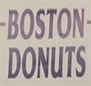 Boston Donuts Logo