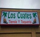 Los Cuates Taqueria Logo
