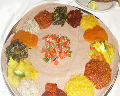 Nile Ethiopian Restaurant in Washington, DC at Restaurant.com