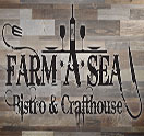 Farm A Sea Bistro & Crafthouse Logo