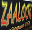 Zaalook Mediterranean Food Cart Logo
