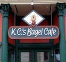 KC 'S Bagel Cafe Logo
