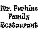 Mr. Perkins Family Restaurant Logo
