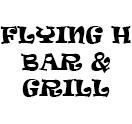 Flying H Bar & Grill Logo