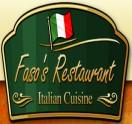 Faso's Restaurant Logo