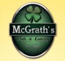 Mc Grath's Pub & Eatery Logo