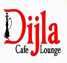 Dijla Cafe Lounge Logo