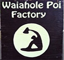 Waiahole Poi Factory Logo