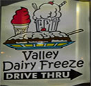 Valley Dairy Freeze Inc Logo
