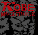 Kobe Japanese Steak House, Teppan & Sushi Logo