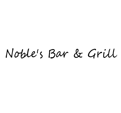 Noble's Bar & Grill Logo