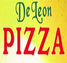 De Leon Pizza Logo