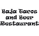 Baja Tacos and Beer Restaurant Logo