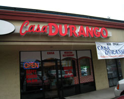 Casa Durango in Burien, WA at Restaurant.com