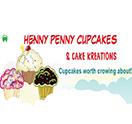 Henny Penny Cupcakes Logo