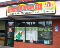 Casa Durango in Renton, WA at Restaurant.com