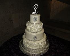 Tammy Allen Premier Wedding Cakes in Houston, TX at Restaurant.com