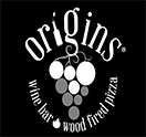 Origins Wine Bar and Wood Fired Pizza Logo