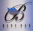 Blue Oak Cafe Logo