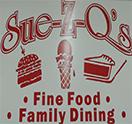 Sue-Z-Q's Family Diner Logo
