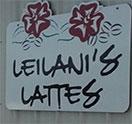 Leilani's Lattes Logo