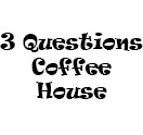 3 Questions Coffee House Logo