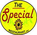 The Special Restaurant Logo