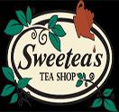 Sweetea's Tea Shop Logo