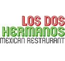 Los Dos Hermanos Mexican Restaurant Logo