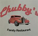 Chubby's Family Restaurant Logo