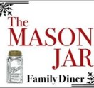 The Mason Jar Family Diner Logo