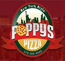 Poppy's Pizza Logo