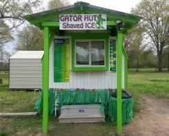 Gator Hut Shaved Ice in Foreman, AR at Restaurant.com
