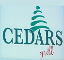 Cedars Grill Logo