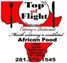 Top of Flight Restaurant Logo