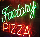 Factory Pizza Logo