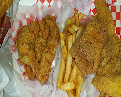 Papa's Chicken and Catfish in Seven points, TX at Restaurant.com